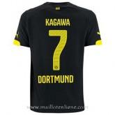 Achat Maillot Borussia Dortmund Kagawa Exterieur 2014 2015