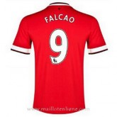 Authentique Maillot Manchester United Falcao Domicile 2014 2015