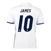 Boutique Officielle Maillot Real Madrid James Domicile 2016 2017