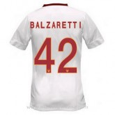 Boutique de Maillot As Roma Balzaretti Exterieur 2014 2015