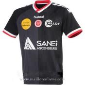 Boutique de Maillot Stade Reims Troisieme 2014 2015