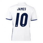 Catalogue Maillot Real Madrid James Domicile 2016 2017