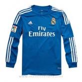 Catalogue Maillot Real Madrid Manche Longue Exterieur 2013-2014