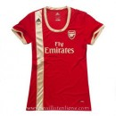 Collection Maillot Arsenal Femme Domicile 2013-2014