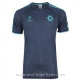 France Maillot Formation Chelsea Champion Bleu 2016