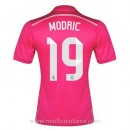 La Collection Maillot Real Madrid Modric Exterieur 2014 2015