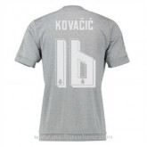 La Nouvelle Collection Maillot Real Madrid Kovacic Exterieur 2015 2016