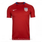 La Nouvelle Collection Maillot Usa Formation Rouge 2016 2017