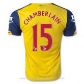La Nouvelle Maillot Arsenal Chamberlain Exterieur 2014 2015