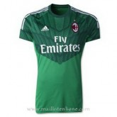 Maillot Ac Milan Goalkeeper 2014 2015 Paris