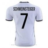 Maillot Allemagne Schweinsteiger Domicile Euro 2016 Boutique Paris