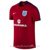 Maillot Angleterre Formation Rouge 2016 2017 Prix France
