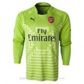 Maillot Arsenal Manche Longue Goalkeeper Exterieur 2014 2015 Faire une remise