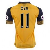 Maillot Arsenal Ozil Exterieur 2016 2017 Officiel