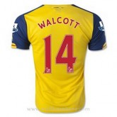 Maillot Arsenal Walcott Exterieur 2014 2015 Promo prix