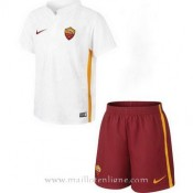 Maillot As Rome Enfant Exterieur 2015 2016 Europe