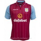 Maillot Aston Villa Domicile 2014 2015 Magasin Paris