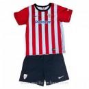 Maillot Athletic De Bilbao Enfant Domicile 2014 2015 Pas Cher Nice