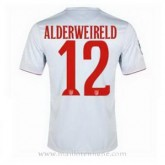 Maillot Atletico De Madrid Alderweirel Exterieur 2014 2015 Promos Code