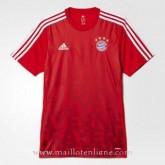 Maillot Avant-Match Bayern Munich Rouge 2016 Officiel