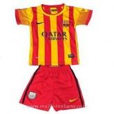 Maillot Barcelone Enfant Exterieur 2013-2014 Europe