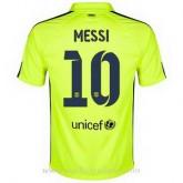 Maillot Barcelone Messi Troisieme 2014 2015 Prix