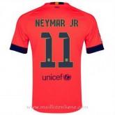 Maillot Barcelone Neymar Jr Exterieur 2014 2015 Promos Code