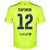 Maillot Barcelone Rafinha Troisieme 2014 2015 Soldes Provence