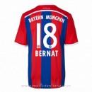 Maillot Bayern Munich Bernat Domicile 2014 2015 Pas Cher Marseille