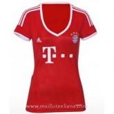 Maillot Bayern Munich Femme Domicile 2013-2014 Commerce De Gros