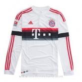 Maillot Bayern Munich Manche Longue Exterieur 2015 2016 Soldes Provence