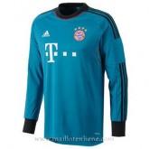Maillot Bayern Munich Manche Longue Goalkeeper 2013-2014 France Métropolitaine