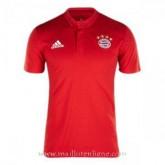 Maillot Bayern Munich Polo Rouge 2016 2017 Vendre Marseille