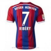 Maillot Bayern Munich Ribery Domicile 2014 2015 Magasin De Sortie