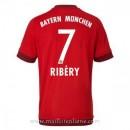 Maillot Bayern Munich Ribery Domicile 2015 2016 Vente En Ligne