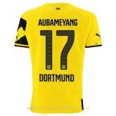 Maillot Borussia Dortmund Aubameyang Domicile 2014 2015 Pas Cher Paris
