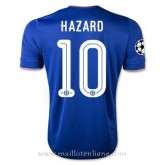 Maillot Chelsea Hazard Domicile 2015 2016 PasCher Fr