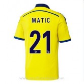 Maillot Chelsea Matic Exterieur 2014 2015 Remise Nice