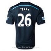 Maillot Chelsea Terry Troisieme 2014 2015 Vente En Ligne