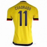 Maillot Colombie Cuadrado Domicile 2015 2016 France Magasin
