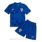 Maillot Croatie Enfant Exterieur Euro 2016 Soldes Nice
