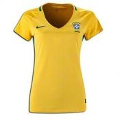 Maillot De Bresil Femme Domicile Copa America 2016 Pas Cher Provence