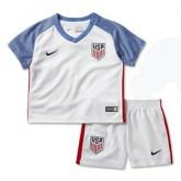 Maillot De Etats-Unis Enfant Domicile Copa America 2016 Magasin Paris