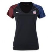 Maillot De Etats-Unis Femme Exterieur Copa America 2016 Nouvelle