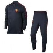 Maillot De Foot As Roma Noir 2016 2017 France Métropolitaine