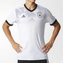 Maillot De Pre-Match Allemagne Blanc 2016/2017 Faire une remise
