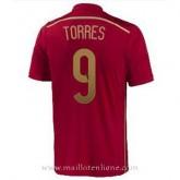 Maillot Espagne Torres Domicile 2014 2015 En Soldes