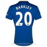 Maillot Everton Barkley Domicile 2014 2015 Pas Chere