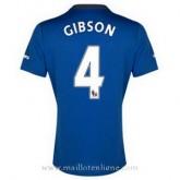 Maillot Everton Gibson Domicile 2014 2015 Remise Paris en ligne