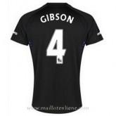 Maillot Everton Gibson Exterieur 2014 2015 Remise prix